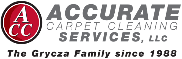 Mold, Flood, Water Damage Clean Up | Accurate Carpet Cleaning Logo