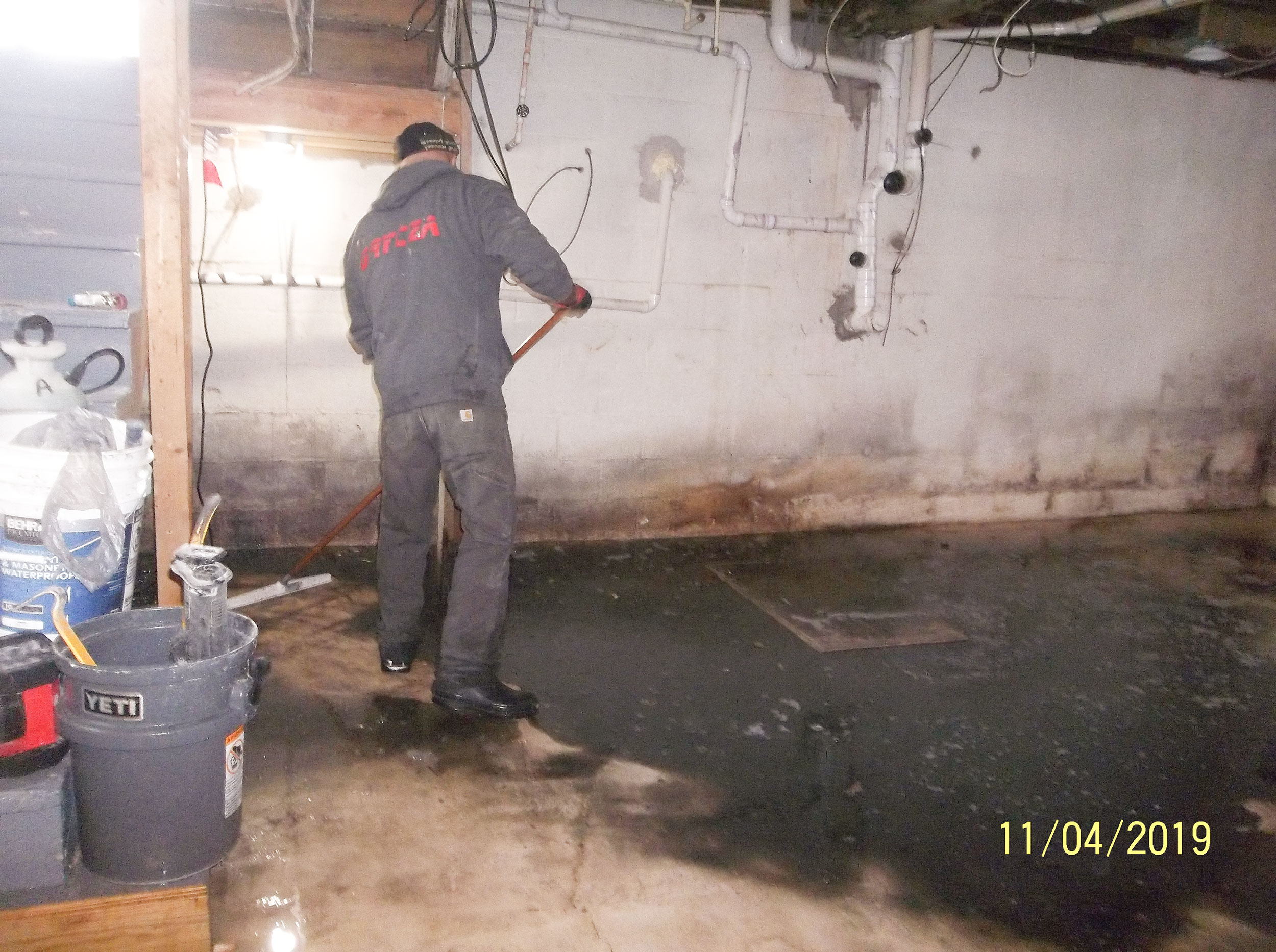 Basement Flood Mold Clean Up Accurate Carpet Cleaning Services